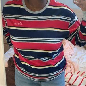 Multicolored Classic Shirt